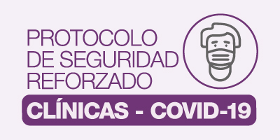 Protocolo de seguridad COVID Dentix